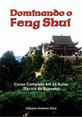 Cover of Dominando o Feng Shui